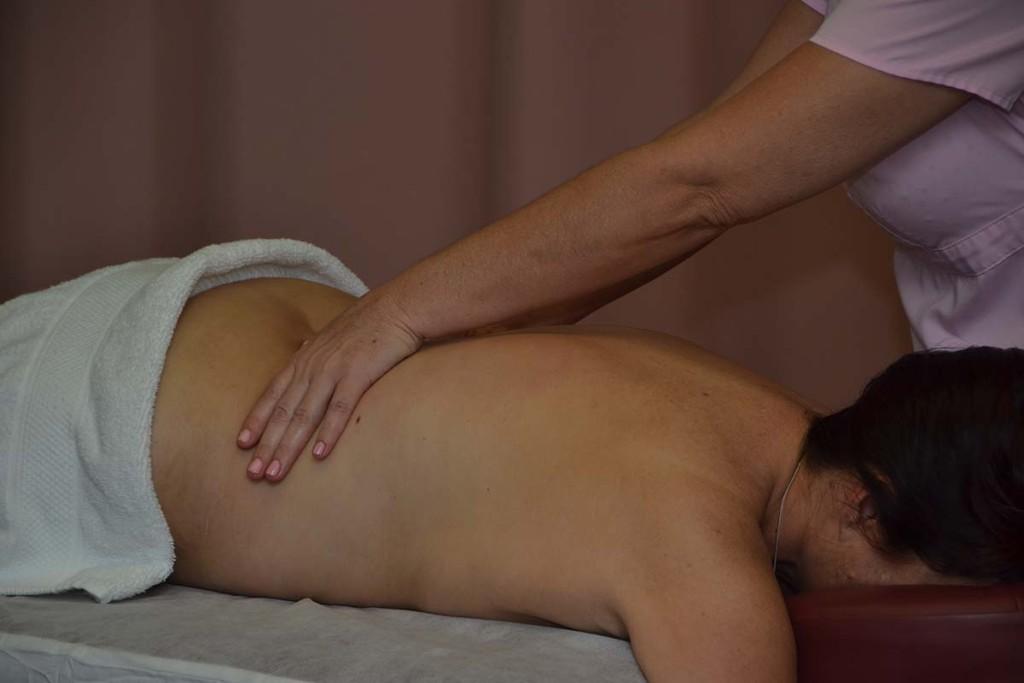 Swedish massage 1