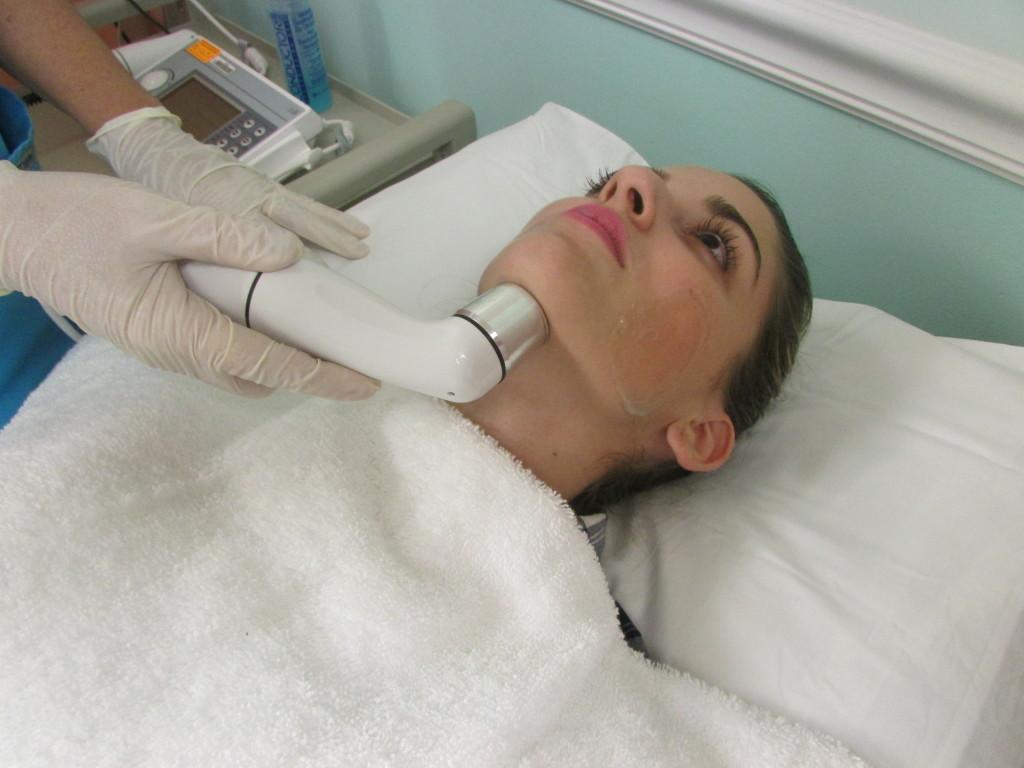 facial ultrasound 2