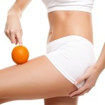 Lymphatic drainage massage therapy for cellulite